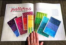 Patterns / Inspirational patterns for mixed-media art