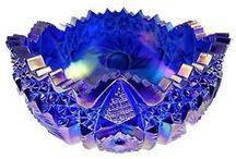 Crystal! Crystal! Crystal! Pingggggg! / crystal, vases, bowls, lamps, glasses