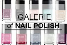 Galerie of Nail Polish / Come explore Galerie de Beaute's Nail Polish Collections.