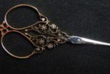 Scissors! A Cut Above. / scissors, the unusual.