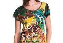 Mujer Desigual: Camisetas / Camisetas de mujer Desigual