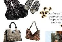 """ACCESSORIES / """" Accessorizing is the most fun part of an outfit. I adore accessories. """"La Mia Cara"""
