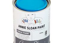 GIVERNY | Chalk Paint® by Annie Sloan / Beautiful projects with Chalk Paint® decorative paint by Annie Sloan in Giverny!