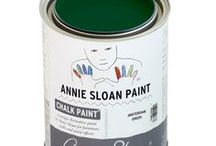 AMSTERDAM GREEN | Chalk Paint® by Annie Sloan / Beautiful projects with Chalk Paint® decorative paint by Annie Sloan in Amsterdam Green!
