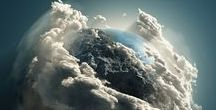 RPG ideas - Space & Galactic Civilization / Space travel, Colonization, Terraforming, Aliens, Space technology, etc