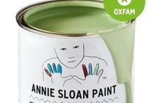 LEM LEM | Chalk Paint® by Annie Sloan / Beautiful projects with Chalk Paint® decorative paint by Annie Sloan in Lem Lem! Every pot of this color sold will raise vital funds for Oxfam, helping beat poverty worldwide.