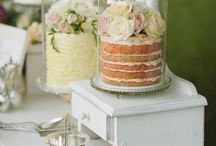 Gorgeous cakes and treats / by Laura Mitchell