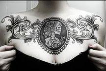 Tattoos / by Amy Kelly