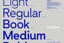 design: typography / serif, sans serif, slab serif, script, modern, blackletter, monospace, decorative, display, old style, numbers, punctuation, ampersand, symbols,  font families, foundries