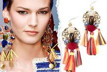 Inspiration To Create - Earrings