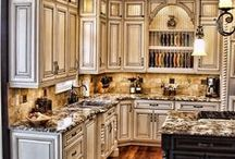 Dream Home / Must-haves for the house I will build after I win the lottery. Quit laughing, it will happen.