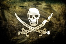 Pirates / Because pirates are my passion - I love spinning pirate tales!