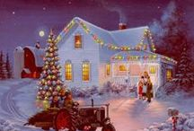CHRISTmas Decor & Ideas / by Ilene Irvin