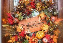 Seasons - Fall / by Ilene Irvin