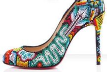 Shoe Festish / Who wouldn't wanna wear these kicks...? / by Karen Dugan