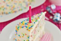 Party ~ / party and cakes ideas / by Phebe Jacobson