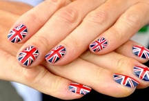 Nail Ideas  / by Marie Watt