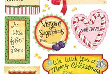 gift wraps and tags / by Susan Butzin