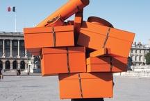 Le Monde d'Hermès - Orange Boxes
