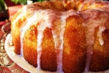 Cakes, One Layer / by Ilene Irvin
