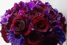 Inn-spiration Board Purple Wedding / Purple wedding color inspiration board