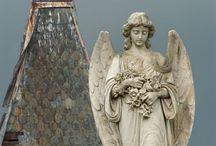 Ancient Angels & Architecture