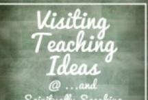 Visiting Teaching ideas / by Susan Butzin