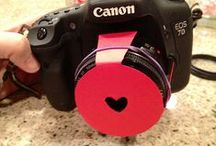 Camera ~ / Cameras and info for better photography. / by Phebe Jacobson