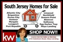 Homes for Sale New Jersey / All the best homes for sale in South Jersey...Atlantic City and surrounding area features the best decor of a south jersey home.