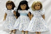 American Doll patterns / by Susan Butzin