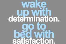 Motivation / by Allison Bredahl