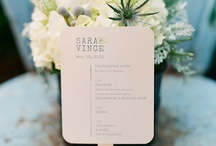 Inn-spiration Wedding Programs