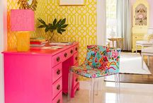 I just love...bright and cheery!