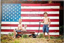 America ~ / America... / by Phebe Jacobson