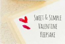 Valentines ~ / All about Valentin's day crafts and diy's / by Phebe Jacobson