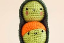 Crochet ~ / Would like to learn to do this someday. / by Phebe Jacobson