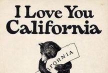 .california love. / by Jessie