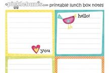 Printables ~ / Free Printable's, others not / by Phebe Jacobson