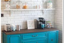Kitchen remodel / by Catie Daniel