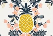 Pineapple / by Anita Mazan