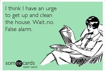 Cleaning...If It Should Happen...