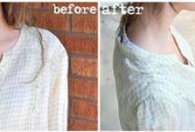 Clothing ReFashioning Inspiration