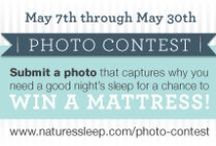 Nature's Sleep Photo Contest / Submissions to our photo contest