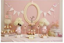 Planning a baby shower / by Tabitha Jennings