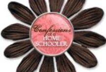 Homeschool Blogs / by Hillery Gaiser