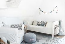 Kids Bedrooms For The Modern Home / Kids bedrooms have come a long way over the last few decades. Make sure your kid grows up in a creative, calming and inspiring place of their own