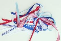 Is it the 4th of July yet? / Easy creations for your 4th of July bash
