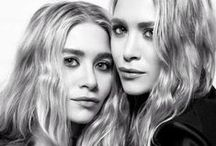 ICONS - MARY-KATE & ASHLEY OLSEN