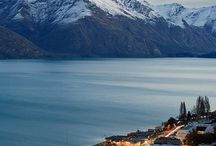 New Zealand / All the places to see on my next trip!