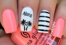 Nails / Beautiful nails to tryout on yourself and others